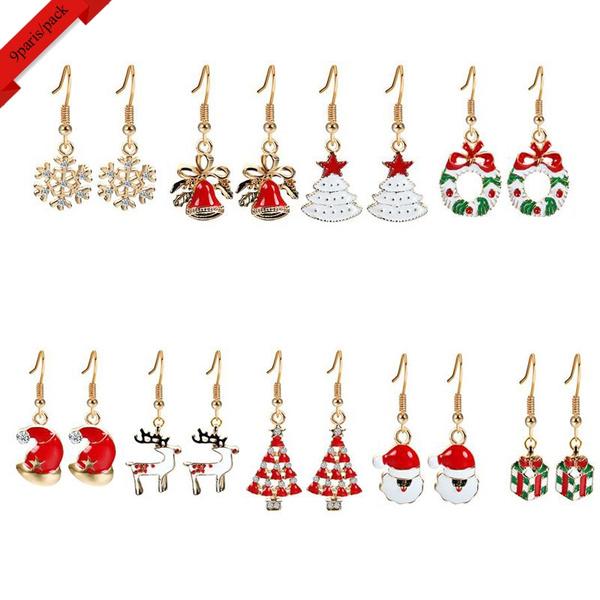 Christmas jewelry