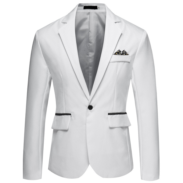 lapeljacket, weddinggroomdres, Blazer, Jacket