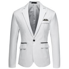 lapeljacket, weddinggroomdres, Blazer, Jacke