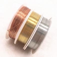 Copper, Wire, Jewelry, beadingwire
