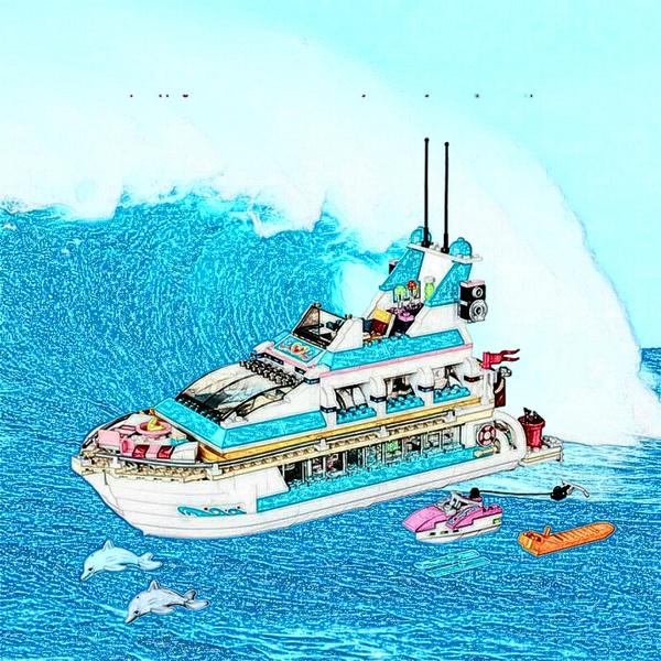 Toy, cruiser, Club, yacht