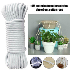 Plants, indoorpot, Cotton, waterabsorptioncottonrope