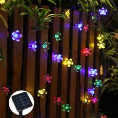 Outdoor, solarstringslight, Garden, fairylight