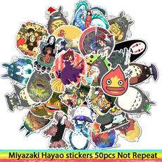 ghibli, Bicycle, hizaomiyazaki, Sports & Outdoors