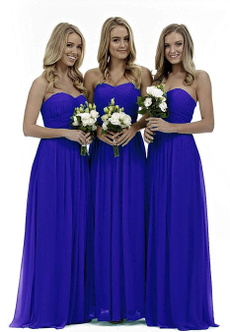 Women's Fashion, bridesmaidgown, mermaid, Bridesmaid