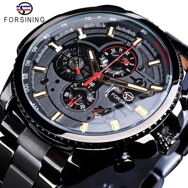 Watches, chronographwatch, Waterproof Watch, business watch