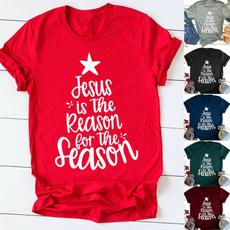 Plus Size, shirtforwomen, religiousshirt, casualtshrit