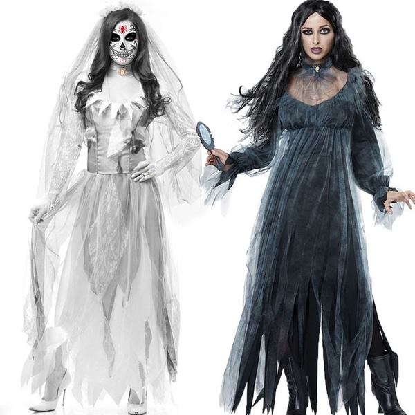 ghost, Cosplay, corpse, Halloween