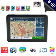 Canada, Touch Screen, Gps, navigationsystem