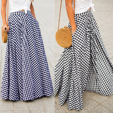 plussizeskirt, long skirt, vintageskirt, high waist skirt