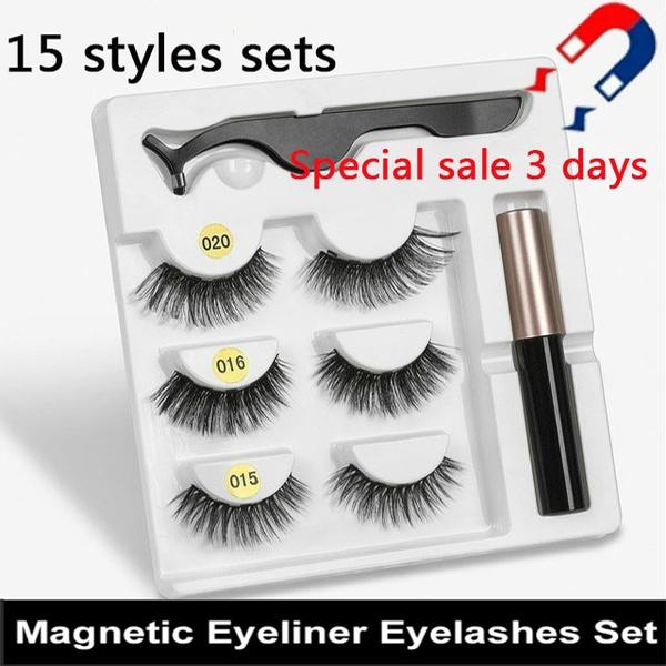 Eyelashes, magnetique, Set, Beauty