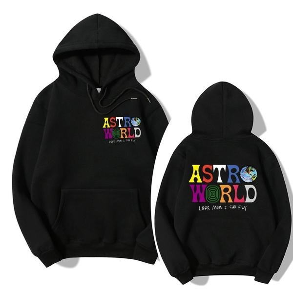 hooded, unisex, Tops, Hip Hop
