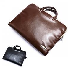Apple, asu, laptopbadbag, leather