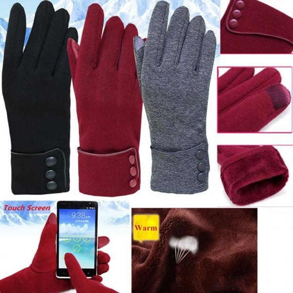 Touch Screen, Sport, Mittens, Phone