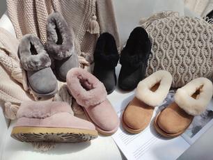 Shoes, cottonshoe, Sandals, New pattern