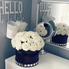 Home Decor, homedecorflower, Bouquet, pefoamroseartificial
