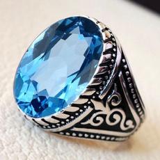 ringsformen, Turquoise, crystal ring, Love