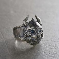 Sterling, ringsformen, crystal ring, Stainless Steel