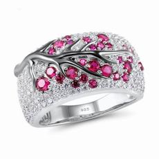 Wedding, DIAMOND, Women Ring, hollowring