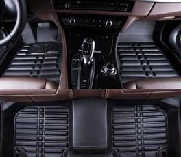 non-slip, Mats, floor, leather