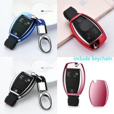 case, Key Chain, Keys, Mercedes