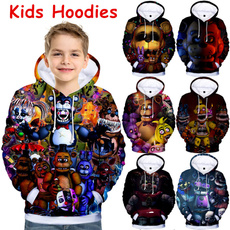 3D hoodies, Fashion, printed, For Boys
