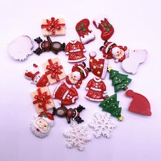 hair, Christmas, resinsheet, Christmas Tree