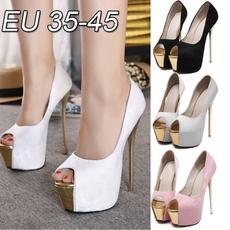 casual shoes, Plus Size, partyshoe, heelsandal