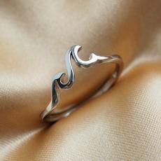 Summer, Silver Jewelry, Fashion, wedding ring
