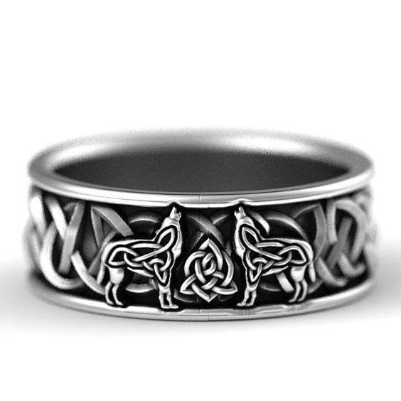 Sterling, ringsformen, Men, 925 sterling silver