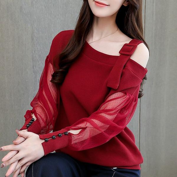 blouse, plus, Plus Size, Shirt