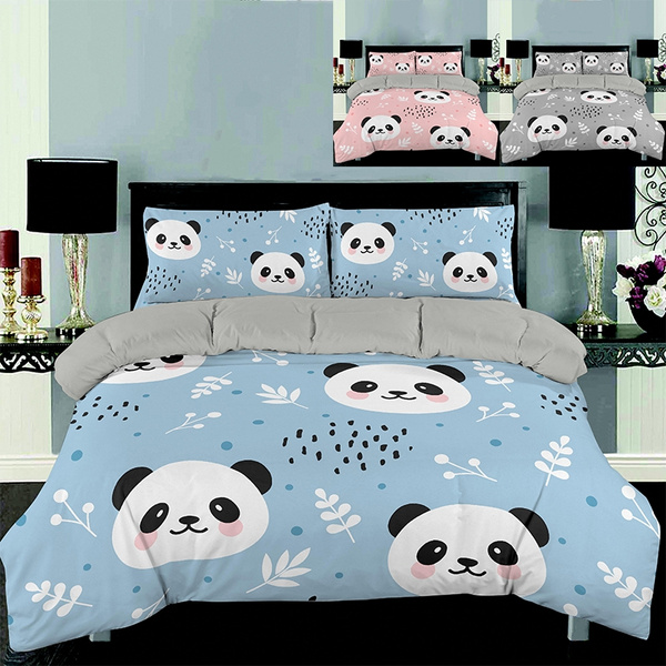 beddingkingsize, beddingdecor, 3pcsbeddingset, cute