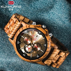 woodenwatch, Chronograph, fashionwatchesformen, woodenwatchmen