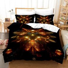 3pcsbeddingset, Home Decor, Home textile, Decor