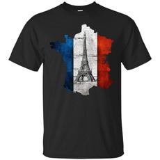 mensummertshirt, Mens T Shirt, Shorts, Paris