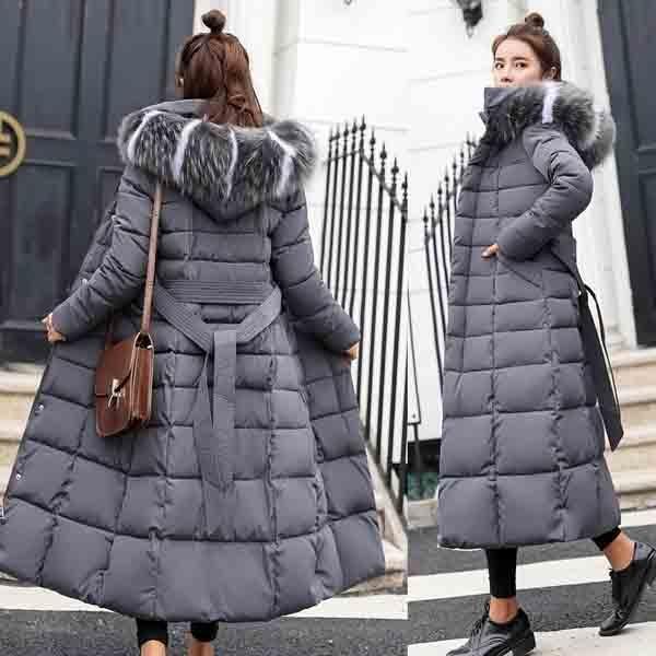 Down Jacket, Fashion, Winter, parkacoat