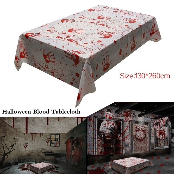 decoration, partydecor, Horror, bloodstaining