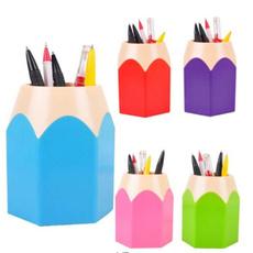Box, pencil, Beauty, Pot