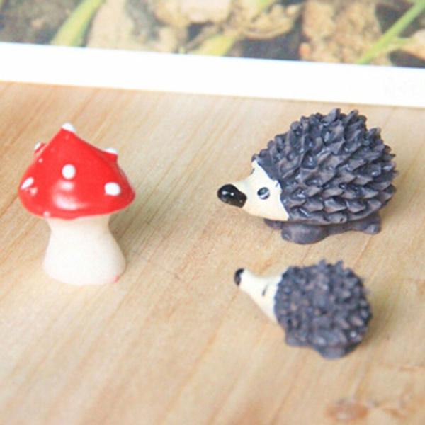 cute, Garden, Mushroom, Home & Living