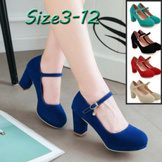 Blues, Fashion, Womens Shoes, Office