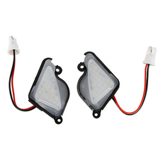 rearviewmirrorlight, led, puddlelamp, lights