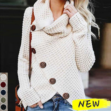 blouse, knitted, cardigan, Sweaters
