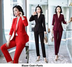Fashion, Office, pants, workwearsuitsforwomen