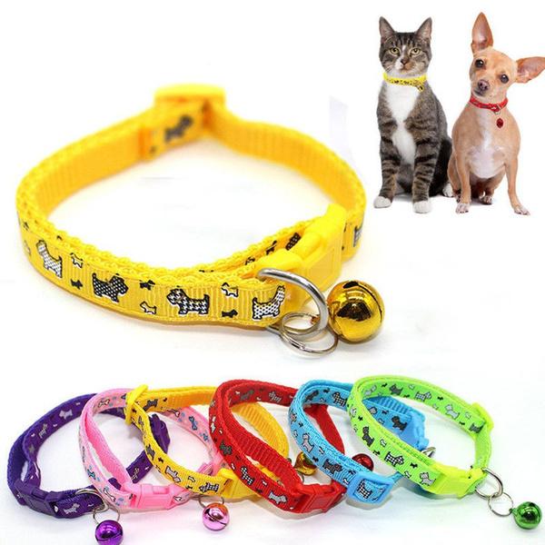Pet Supplies, Adjustable, Dog Collar, Jewelry