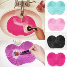 Beleza, Silicone, makeupcleaning, Maquiagem