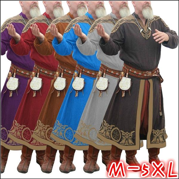 robesformen, Plus Size, Cosplay, Medieval