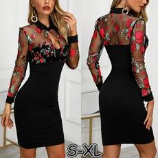 slim dress, fashion women, Fashion, Sleeve