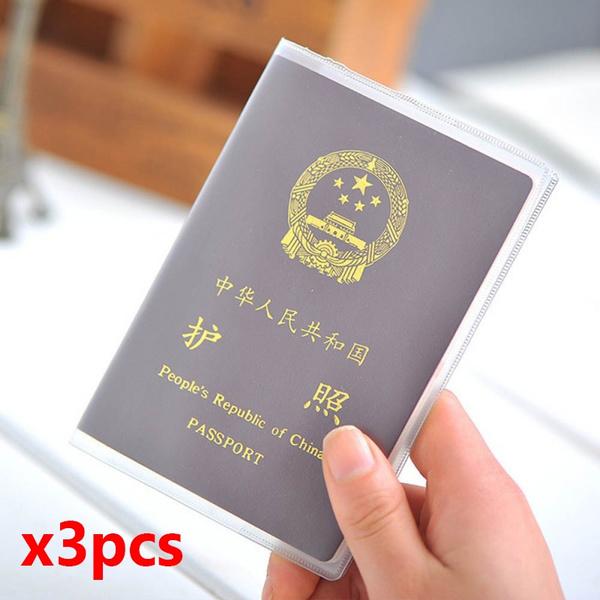 passportprotector, Waterproof, frostedpassportcase, Travel