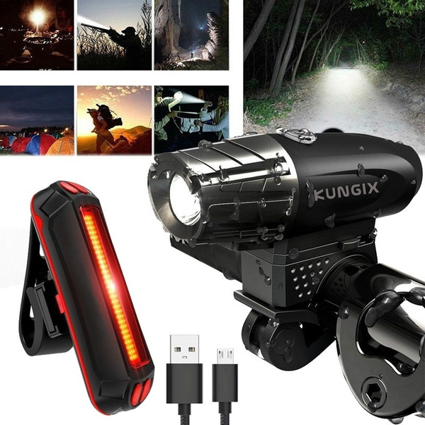 Flashlight, cyclingtorch, Bicycle, Sports & Outdoors