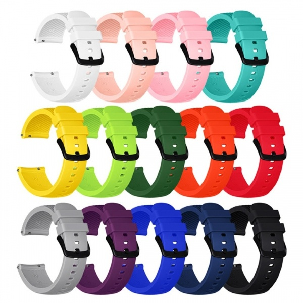 ticwatcheband, siliconebandwatch, Wristbands, Silicone